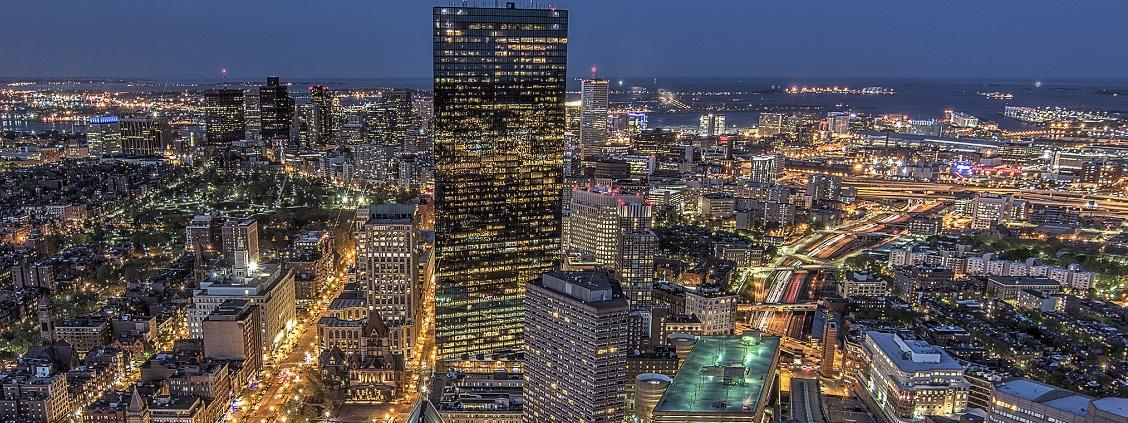 Boston HDR Skyline attribute Bill Damon cropped