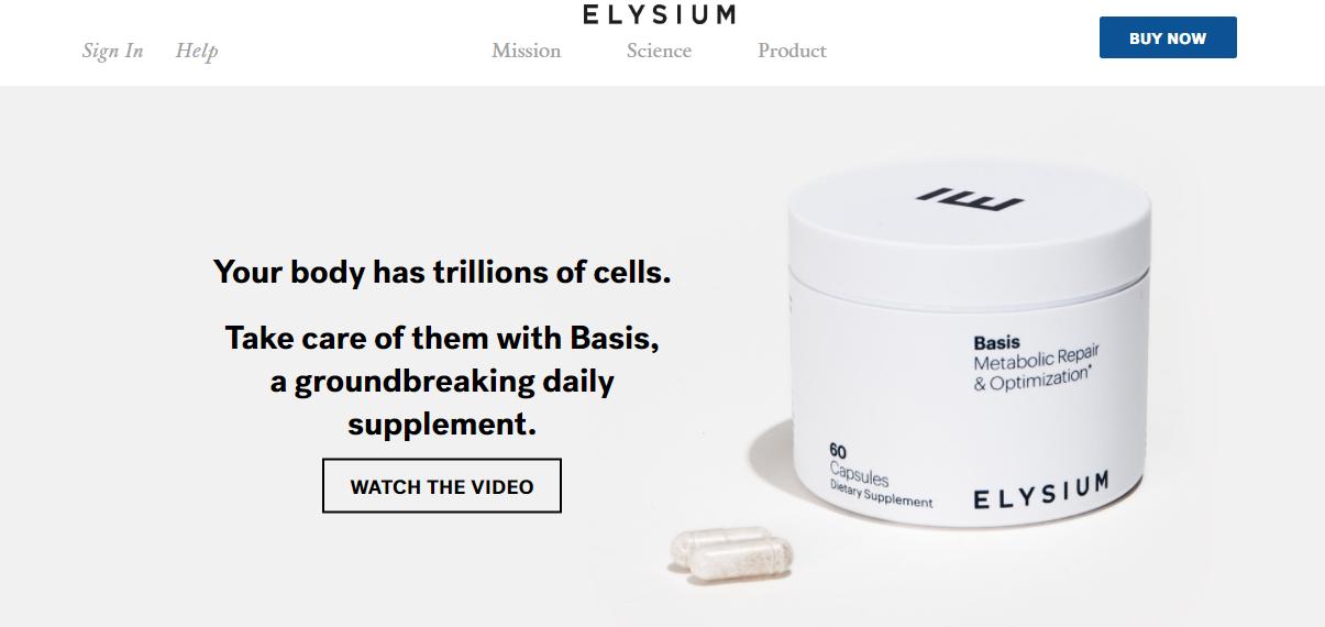 Elysium basis supplement
