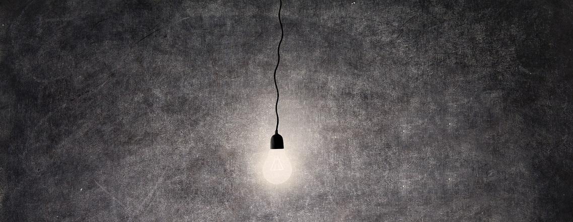 Idea - Lone Lightbulb cropped