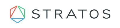 stratos card logo