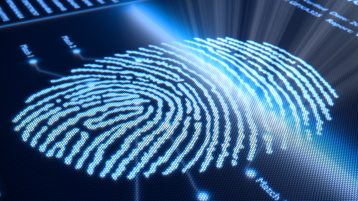 Cyber Security - Finger Print