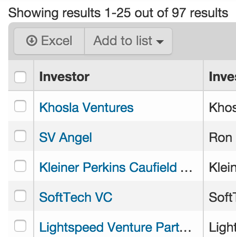 Investor-Acquirer Search Lets You Build M&A Target Lists, Find
