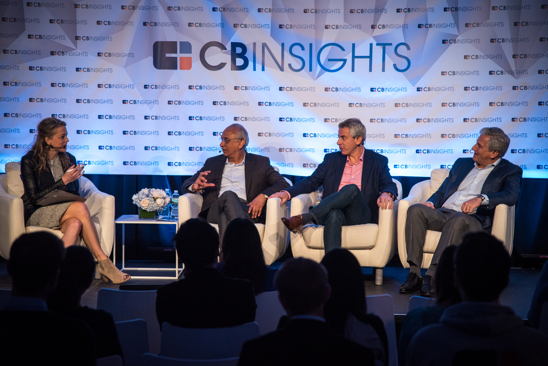 CBInsights Future of Fintech 2016 NYC