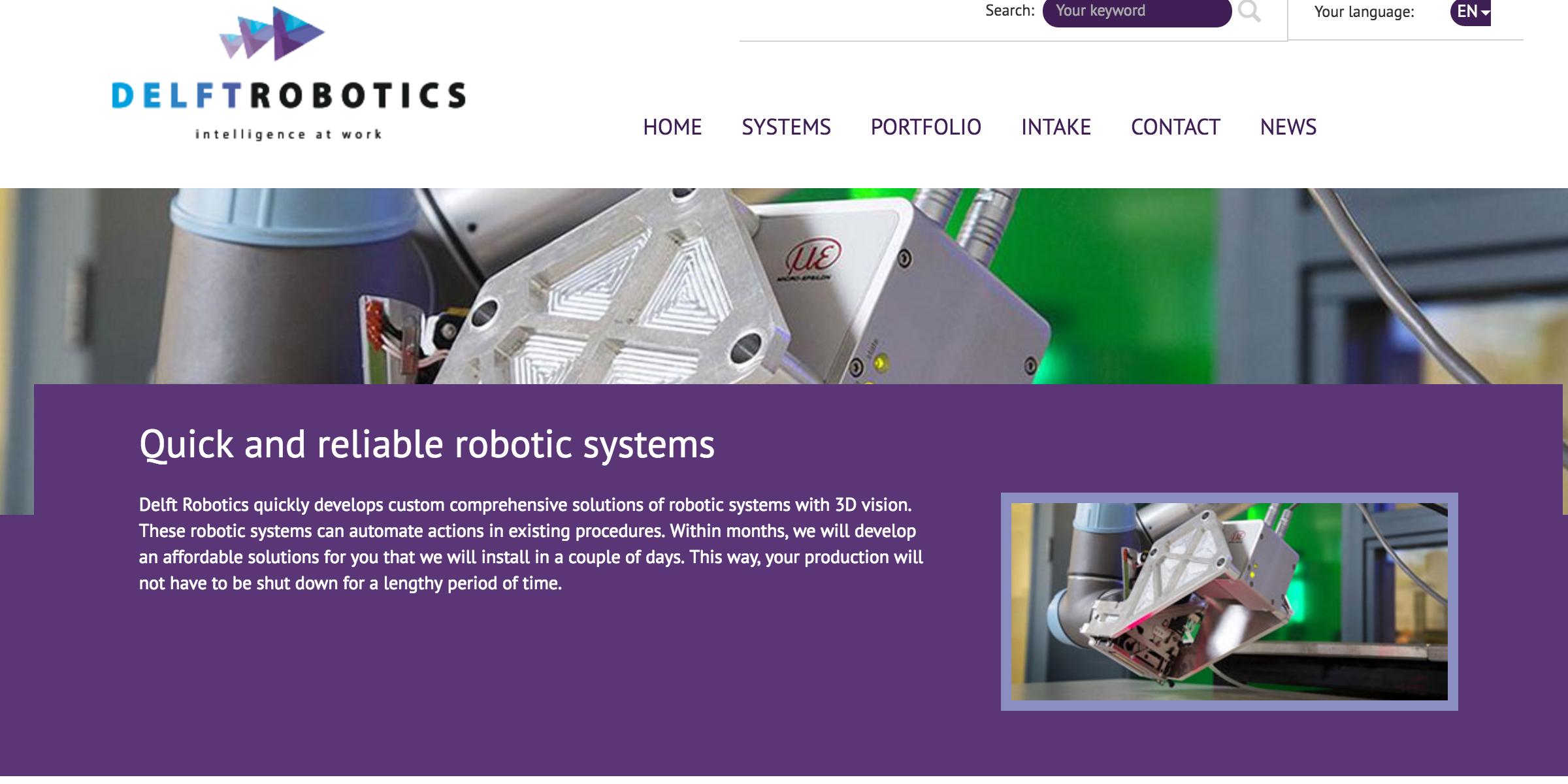 Delft Robotics