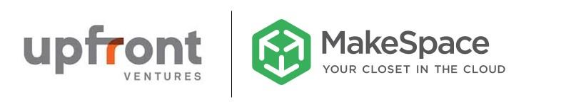 Upfront MakeSpace logo