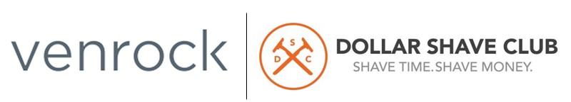 Venrock Dollar Shave Club logos