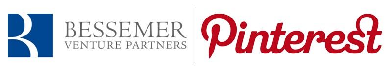 Bessemer Partners Pinterest logos