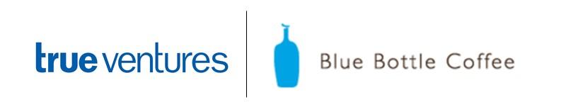 True Ventures Blue Bottle Coffee Logos