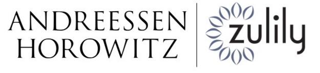 Andreessen Zulily logos