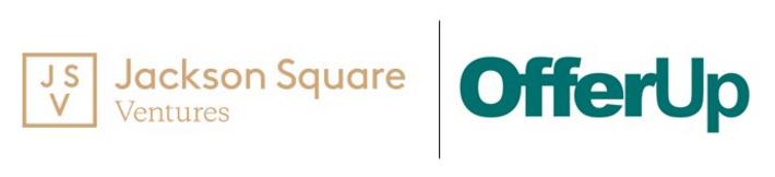 Jackson Square OfferUp logos