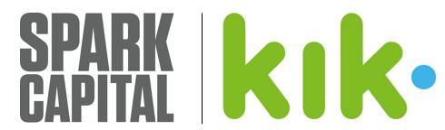 Spark Capital Kik Logo