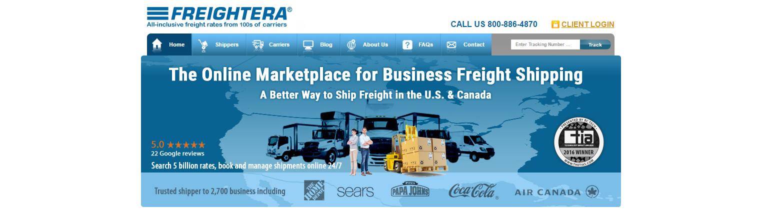 FreighteraLogistics