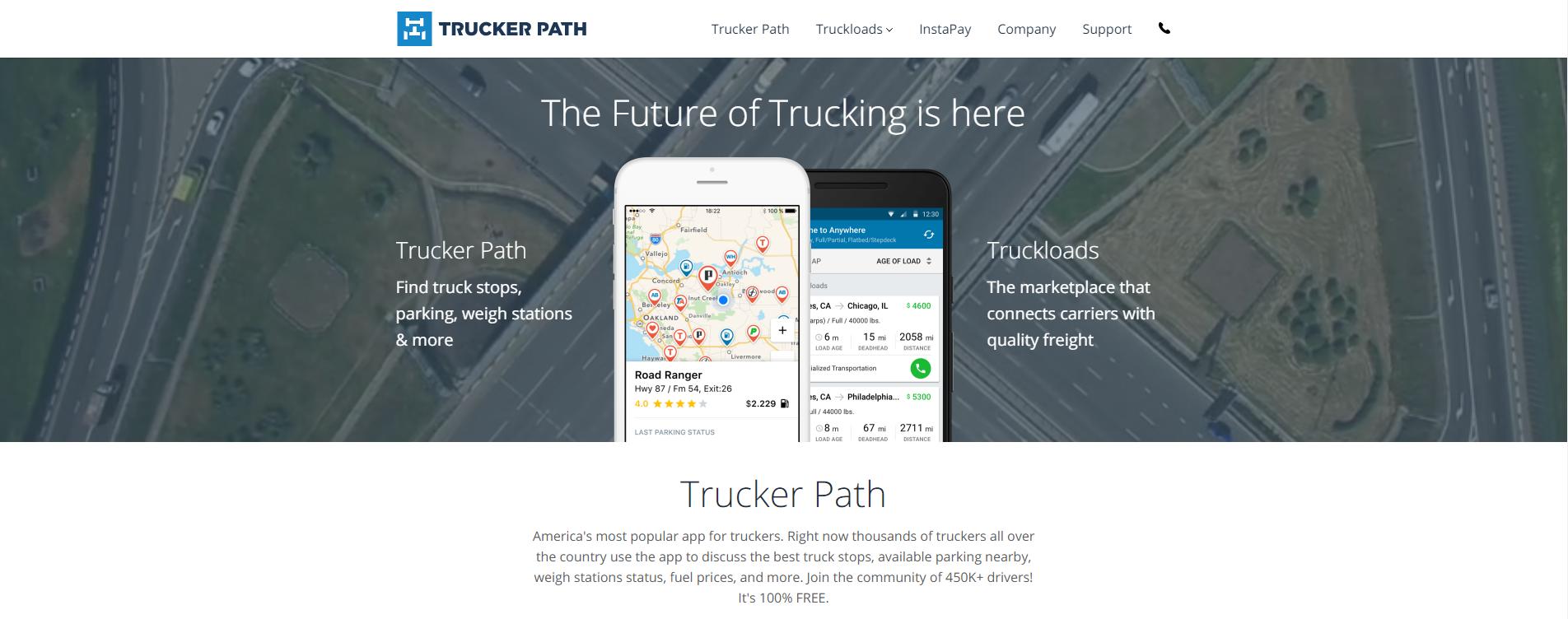 Truckerpath