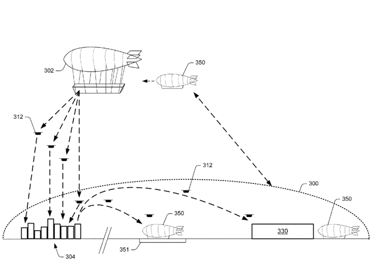 Amazon Patents the Death Star