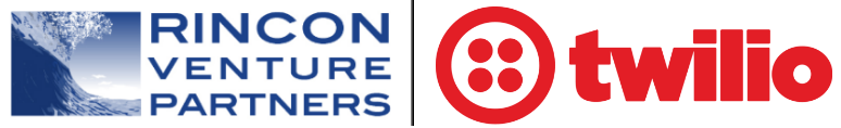 Rincon Venture Partners and Twilio Logos