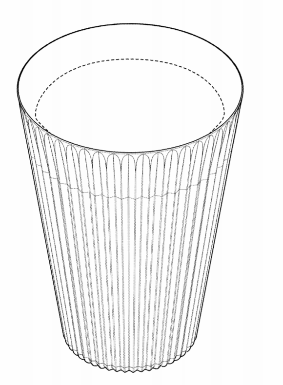 Loliware cup patent