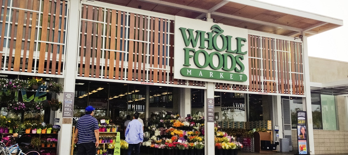 Whole Foods Market, VEnice, California