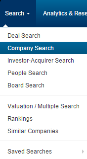 Company Search
